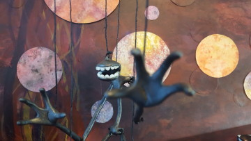 Scary Marionette