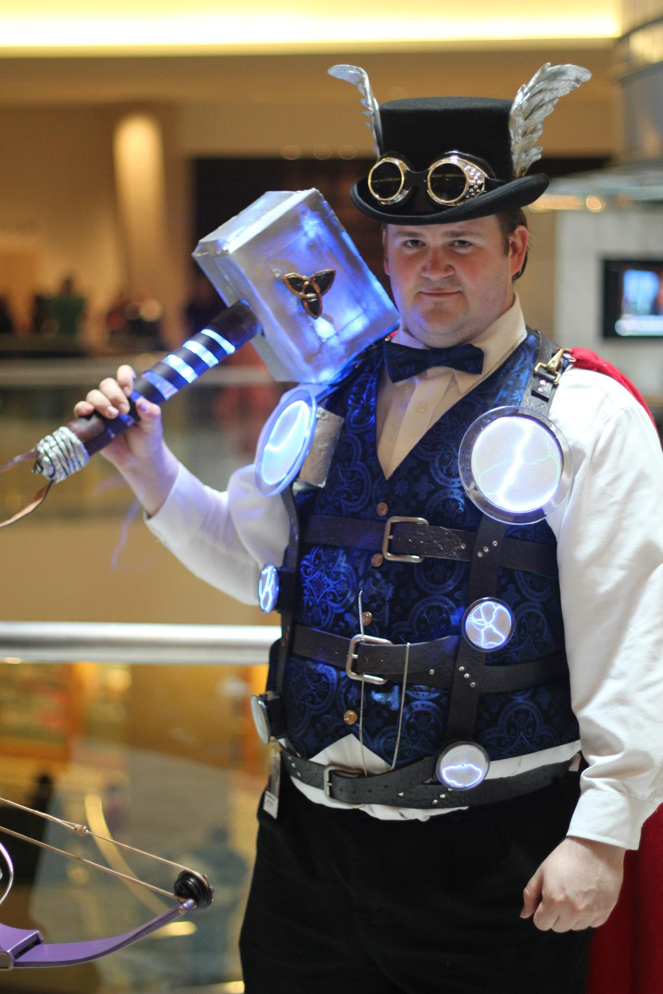 thor2 thor1  sc 1 st  InstaMorph : steampunk cosplay costumes  - Germanpascual.Com